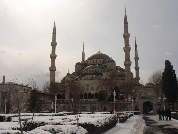 Турция стамбул февраль 2008